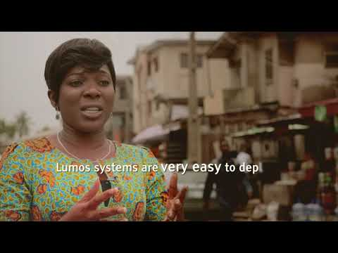 Lumos Global, lighting up Nigeria with affordable solar energy | 2018 Ashden Award