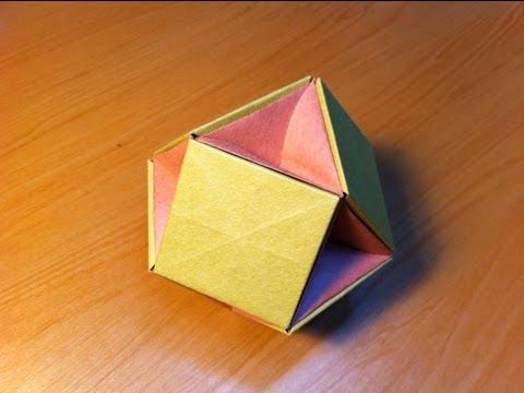 Modular Origami - Polyhedron