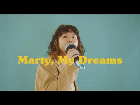Crispy Camera Club / Marty, My Dreams【Official Music Video】