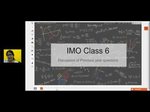 Previous Year Questions of IMO (International Mathematics Olympiad) Class 6  | Courses at Vedantu