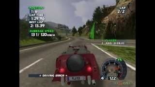 World Racing 2 - Gameplay PS2 HD 720P (PCSX2)