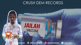 Jailah - Vaccine [Audio Visualizer]