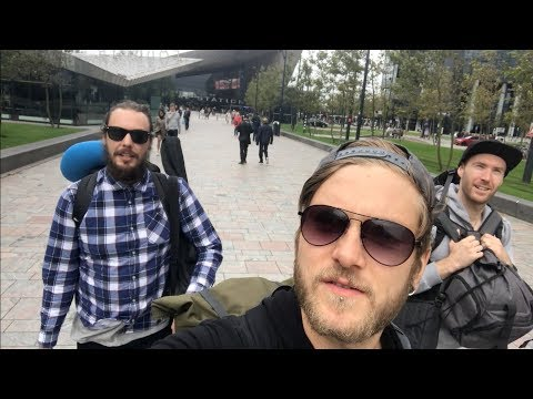 Our First Trip Around Europe