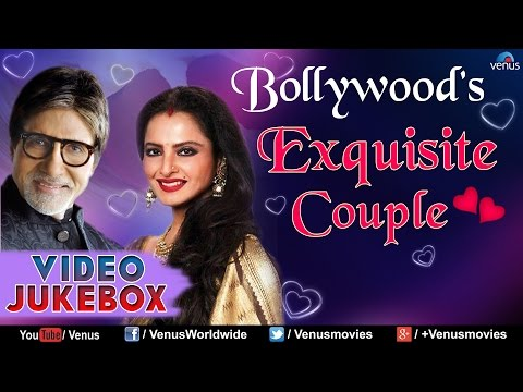 Amitabh & Rekha : Bollywood's Exquisite Couple   Hindi Songs   Best Bollywood Romantic Songs