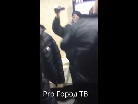 Задержание студентов в кафе в Йошкар-Оле