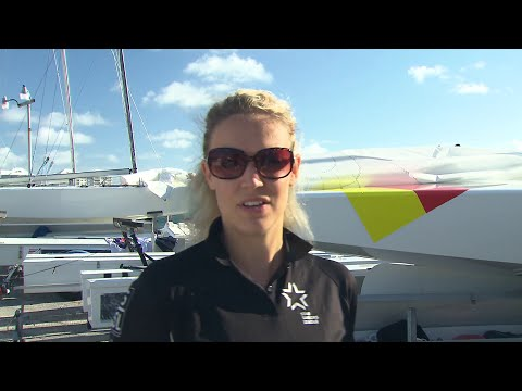 Star Sailors Day 2 Start - Race 4 Live feed