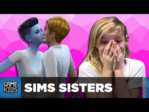 Meeting Malcolm - Sims Sisters Episode 51
