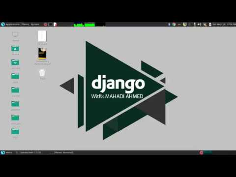2 - Real Time Chat with Django channels -  setup working env