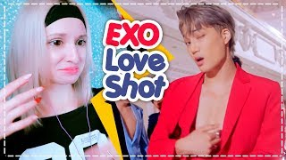 EXO - SEX (LOVE) SHOT REACTION/РЕАКЦИЯ | KPOP ARI RANG