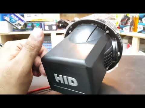 Spot Light 4 Inch Hid Operated 35 Watt 1 Pcs