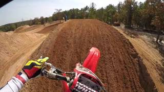 Club MX Front Track Open Ride Day 2015