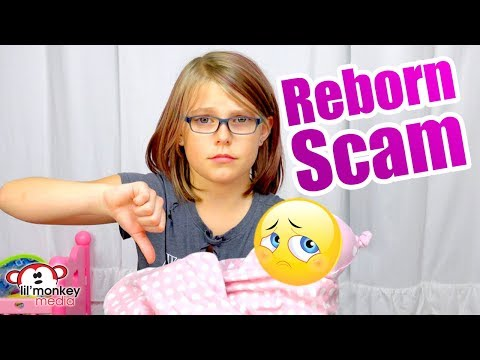 My Reborns! My New Reborn Arrived And I've Been Scammed!! Reborn Scam Video!