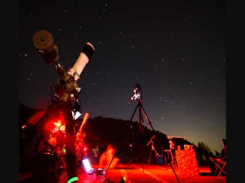Astrophotograph photography scenery in Fujimi