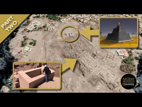 The Actual First Pyramid of Egypt, Source of Sacred Knowledge & Ancient High Technology: Elephantine