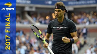 Rafael Nadal Vs Kevin Anderson Full Match | Us Open 2017 Final