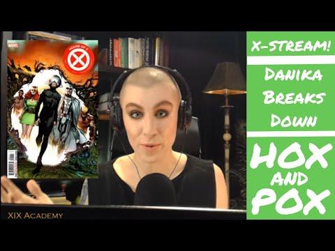 Danika Reviews Hickman's HOX & POX X-Men Comic Series
