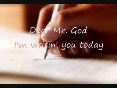 Dear Mr. God - The Warren Brothers
