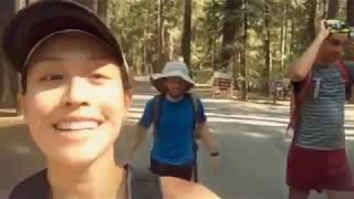 Travel Vlog - Hiking Yosemite Half Dome