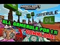 ALL GAMERULE for MCPE 1.1.3! (Minecraft PE) Command block Tutorial + download map!