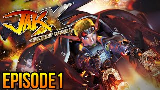 """Jak X: Combat Racing - Episode 1 """"Jak is Back"""" (Jak X Playthrough)"""