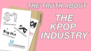 THE TRUTH ABOUT THE KPOP INDUSTRY ft. Chocolat's Melanie (Part 2)