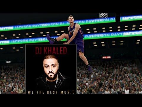 365   Dj Khaled ft. Ace Hood, Kent Jones & Vado 2K16 Exclusive   Dunktage Edition