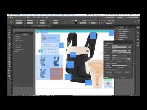 Using the Adobe Digital Publishing Suite (DPS) Overlay