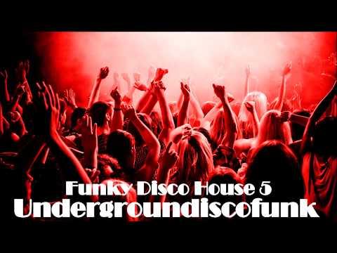 FUNKY DISCO HOUSE 5