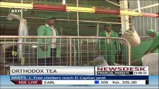 KTDA encourages farmers to venture in variety of tea types