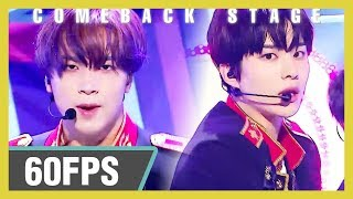 60FPS 1080P   NCT127 - The Final Round + Punch Show! Music Core 20200523