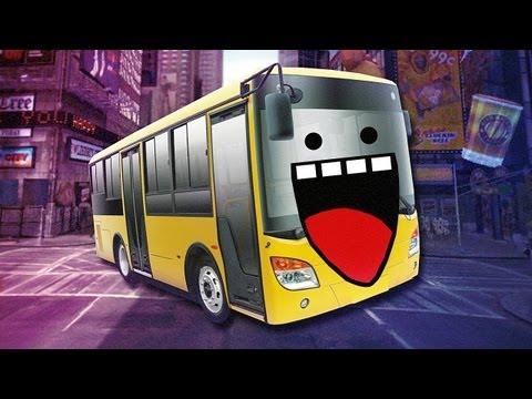 I'M A BUS! (GTA 4)