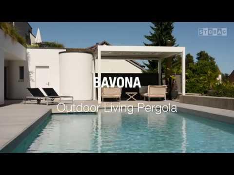 Video Bioklimatické pergoly Bavona