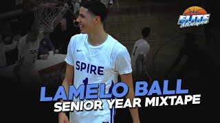6'8 LaMelo Ball INSANE Senior Year Mixtape! Future #1 NBA Draft Pick?!