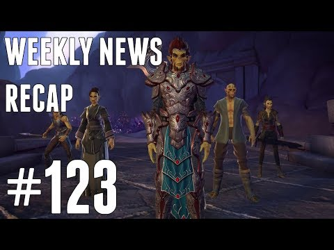 Weekly MMO News Recap #123 New Updates To Black Desert, Neverwinter and Much More!