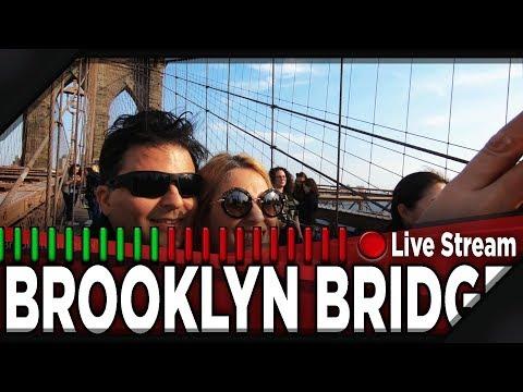 Live Streaming | Brooklyn Bridge NYC