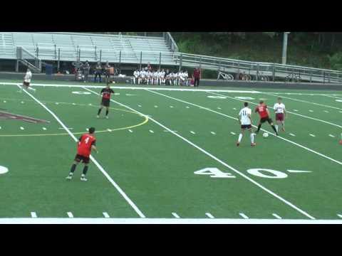 Arlington High School Boys Varsity Soccer vs Woburn - Oct. 21, 2016
