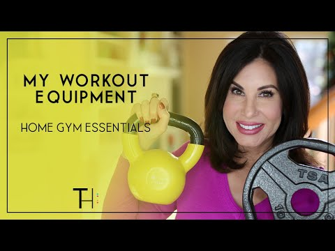 My Workout Equipment |Home Gym Essentials