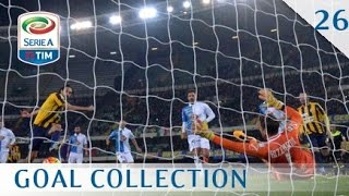 Goal Collection - Giornata 26 - Serie A TIM 2015/16 streaming