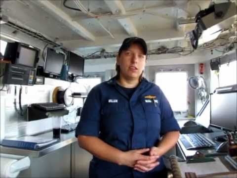 NOAA Ship Oregon II Officers and Crew