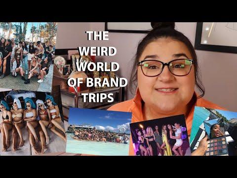The Bizarre World of Influencer Brand Trips... - Smokey Glow