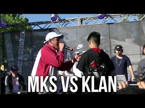 MKS vs KLAN / Battle Force Nike