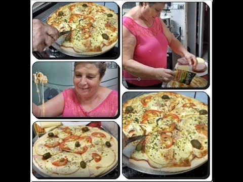 🍕Noite da Pizza em Família🍕Como Montar Pizza🍕com Déby & Ian🍕