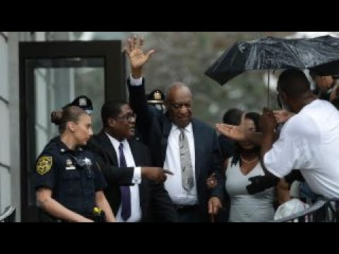 Bill Cosby trial: Judge declares mistrial