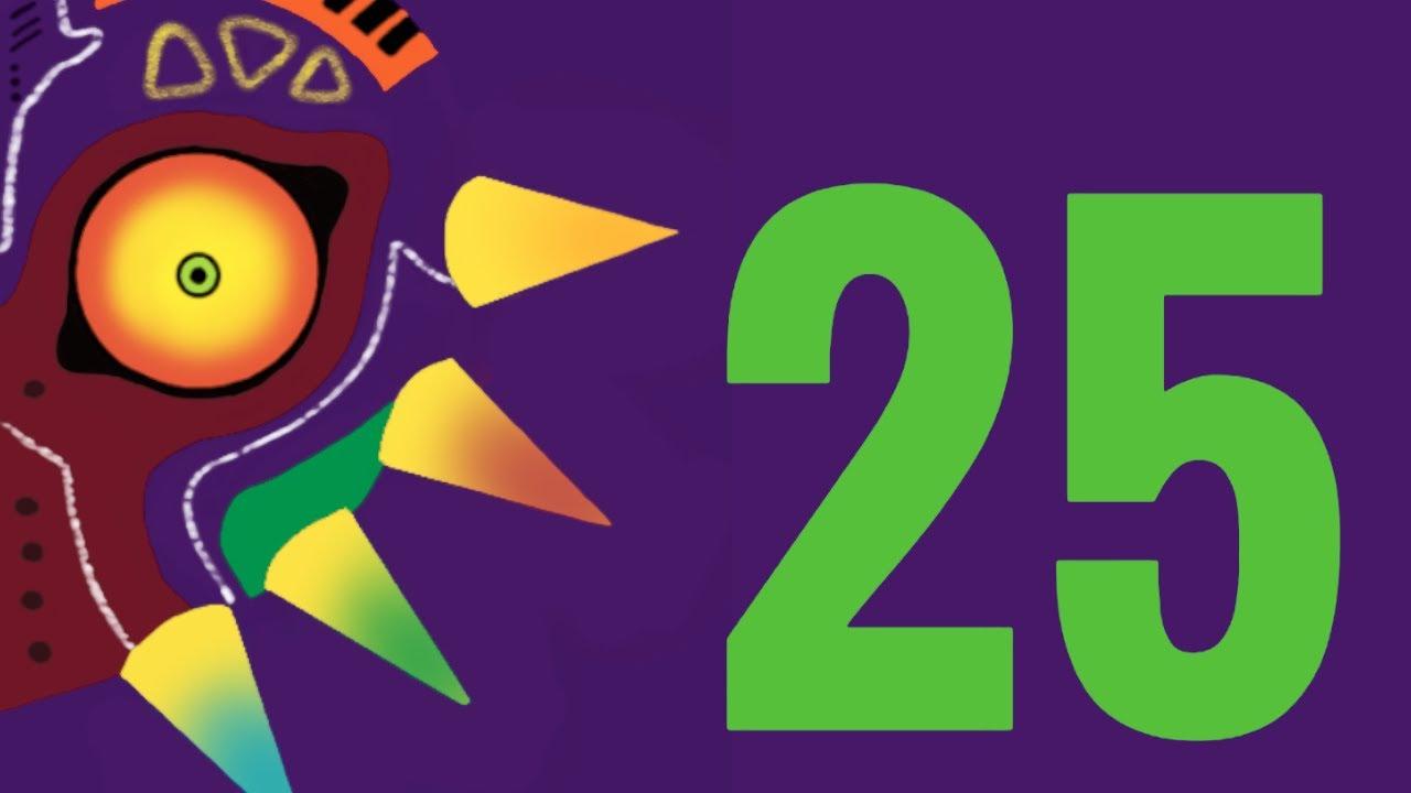 25 Curiosidades de The Legend of Zelda: Majora's Mask