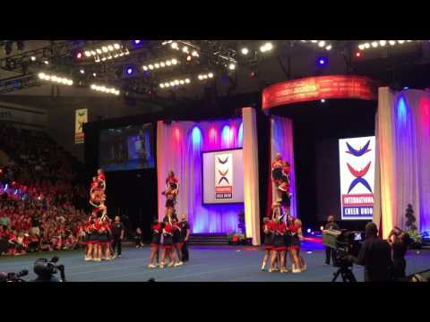 2016 ALL GIRL TEAM USA CHEER WINS WORLD CHAMPIONSHIP