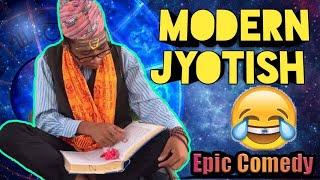 Modern Jyotish | Nepali Funny Video
