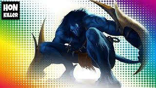HoN Night Hound Gameplay - fatNsexy - Legendary