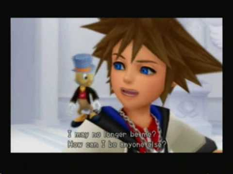 Kingdom Hearts: Chains of Memories Part 7: Teh EDn