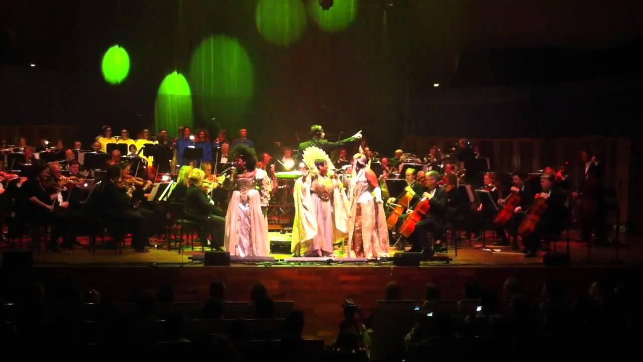Metropole Orchestra Basement Jaxx Good Luck YouTube - Basement jaxx good luck