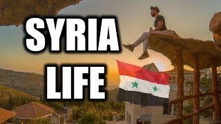 MY TRIP TO SYRIA - رحلتي إلى سوريا